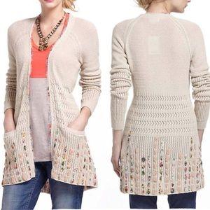 Anthropologie Fiets Voor 2 Sweater